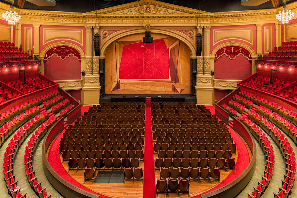 Koninklijk Theater Carré kiest voor L-Acoustics Audio