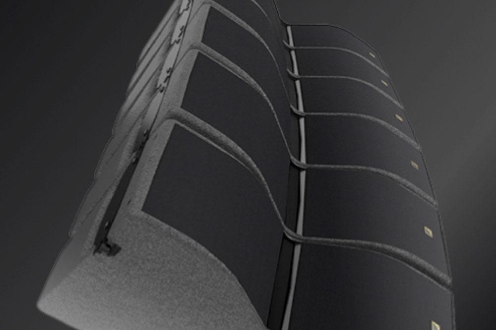 L-Acoustics KIVA II, de nieuwe ultra compacte modulaire line source