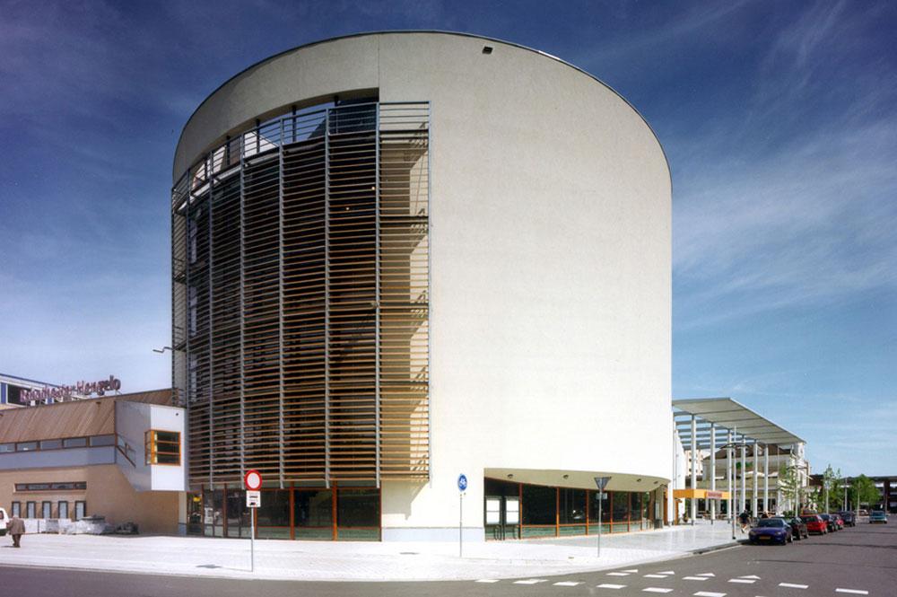 Kiva Line Source Array voor het Rabotheater in Hengelo