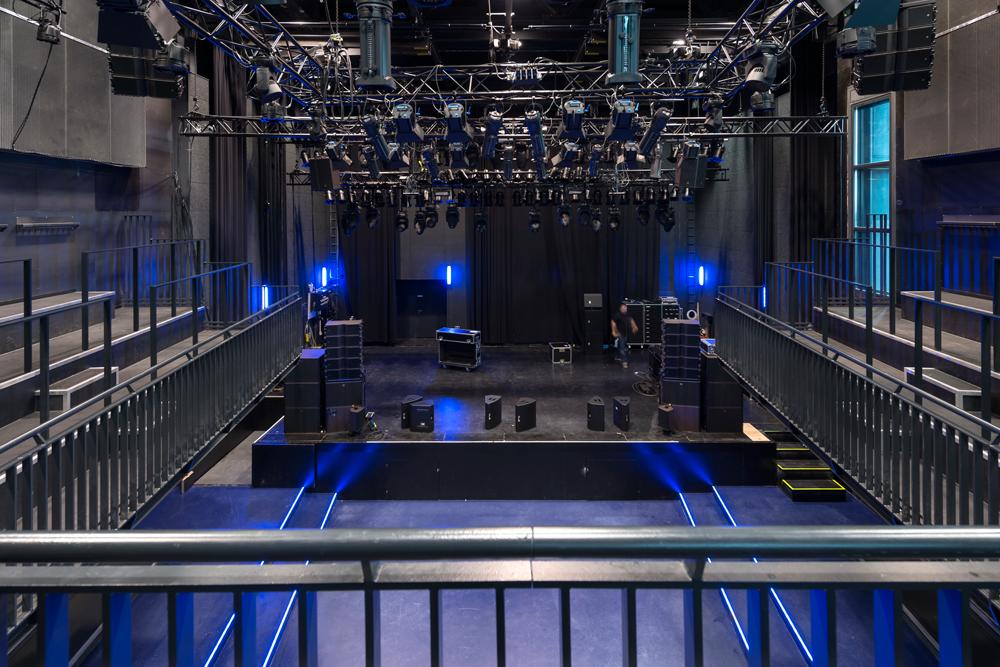 Bibelot Dordrecht wordt Energiehuis en installeert L-Acoustics