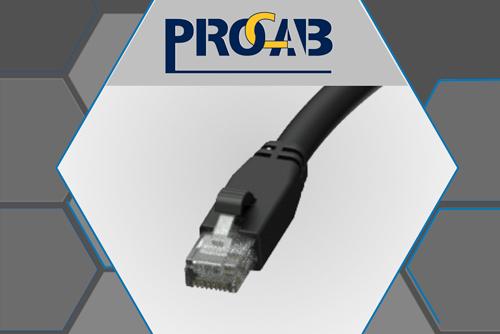 ProCab PUR Cat5e kabels met Duraflex mantel voor professioneel gebruik