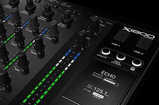 Denon X1800 PRIME professionele 4-kanaals DJ Club Mixer