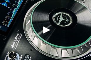 Denon SC5000 PRIME professionele DJ media cd speler