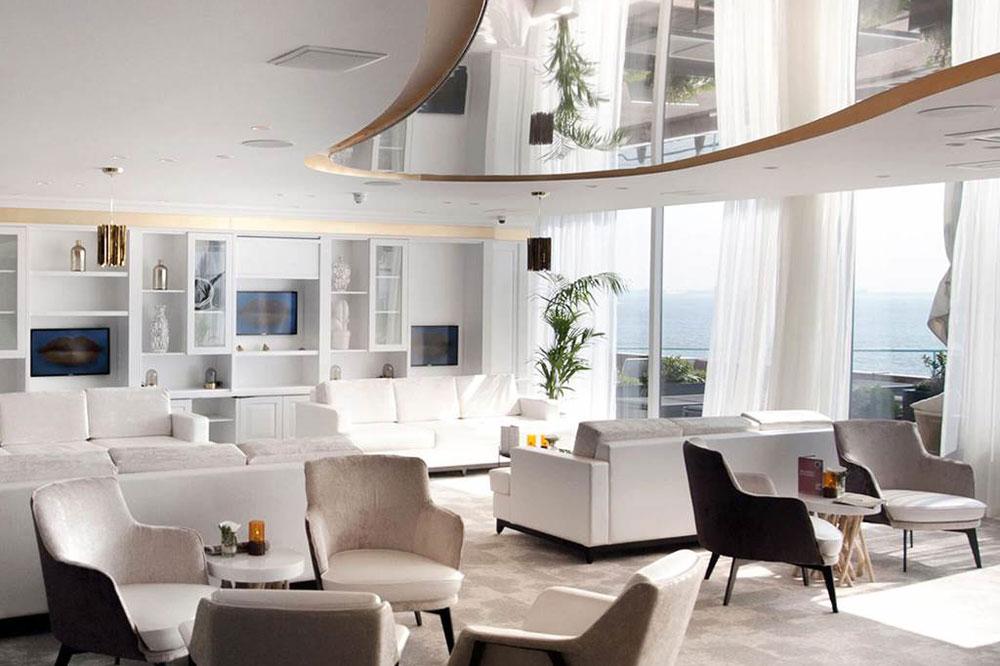Audac installatie voor lobby en restaurant Arion Hotel in Vlissingen