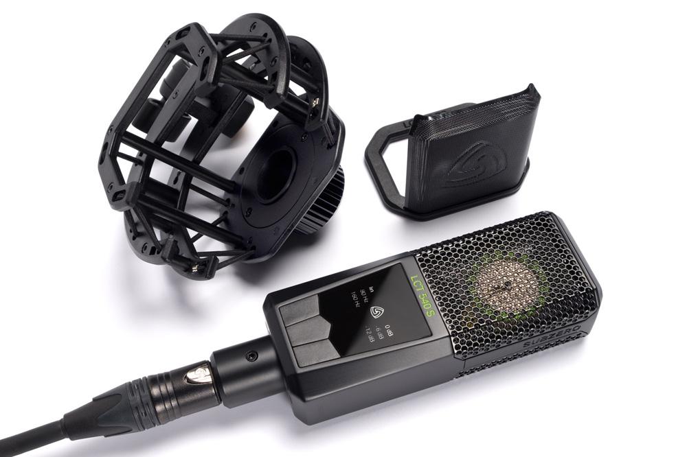 Lewitt LCT540SUBZERO true condensator studiomicrofoon