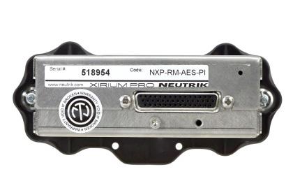 Neutrik XIRIUM PRO modules voor vaste installatie