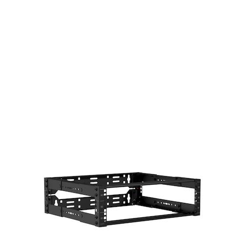 Caymon open installatie rack, 3U