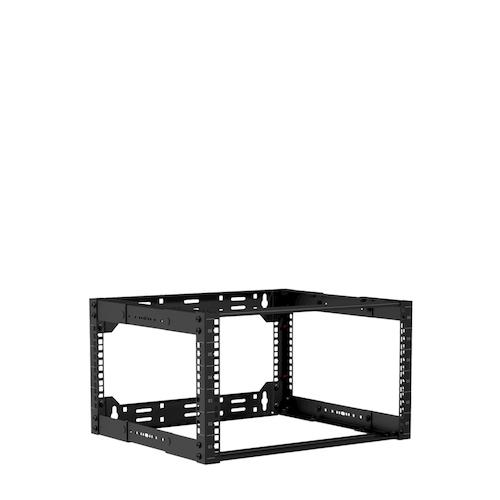 Caymon open installatie rack, 6U