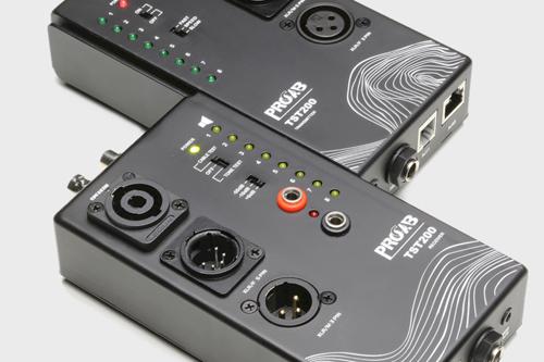 ProCab TST200, multi functionele kabeltester