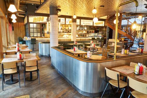 AUDAC WX502 voor Jamie Oliver
