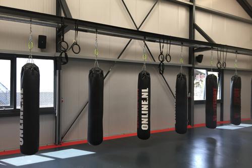 AUDAC installatie voor Sento Modo Sports in Venhuizen