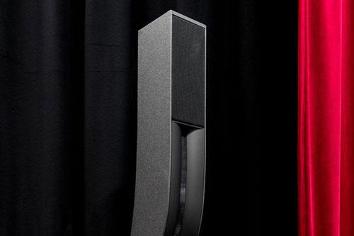 Compacte geluidsinstallatie voor theater St. Lucas College in Boxtel