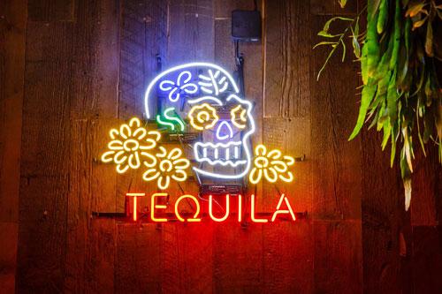 Audiosysteem voor taco- en tequila bar Lucy Lou in Utrecht