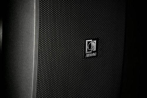AUDAC ATEO, Design wand luidsprekers