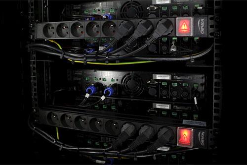 Caymon PSR serie power verdelers vernieuwd