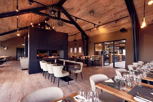 Restaurant Binnenmaas verbouwd en voorzien van AUDAC installatie