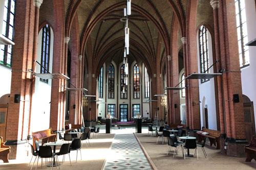 Georgiuskerk Terborg wordt evenementenlocatie met AUDAC geluid