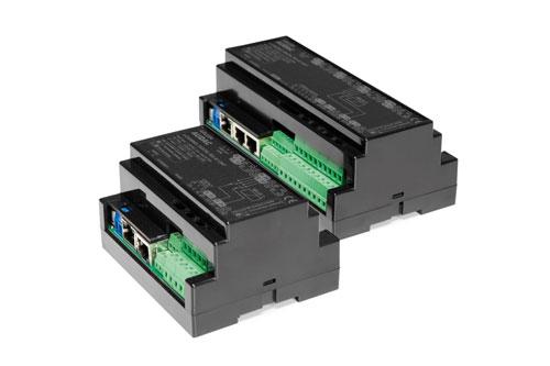 AUDAC ARU20x series relais, multichannel digitale relais modules