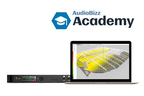 L-Acoustics Systems Fundamentals, SoundVision, P1 en KARA trainingen
