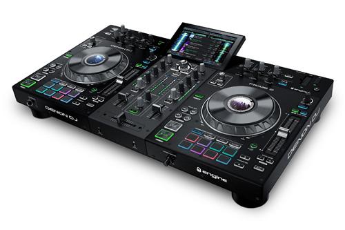 Denon introduceert de Prime 2 en Prime GO DJ consoles