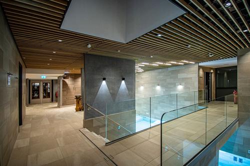 Volledige AUDAC installatie voor Amadore Hotel De Kamperduinen  en Athermen in Kamperland