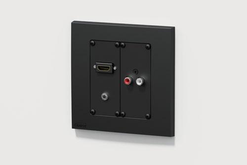 Caymon CASY052: stel een wandcontactdoos volledig op maat samen