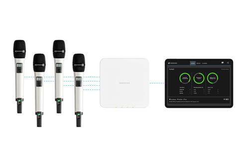 Sennheiser Speechline Multichannel Ontvanger - Volledige IT integratie