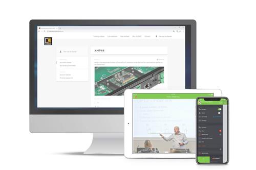 Introductie AUDAC Education Platform