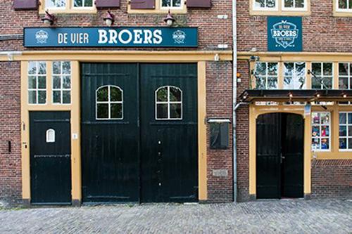 Beer&Grill restaurant De Vier Broers kiest voor een AUDAC installatie