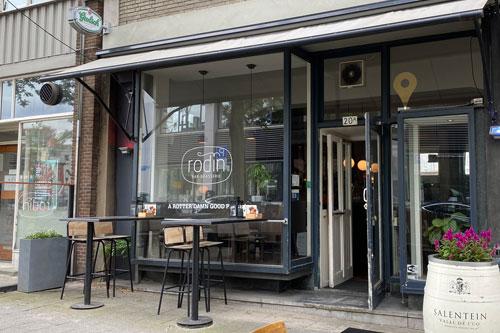 Nieuwe AUDAC installatie voor Restaurant Rodin Rotterdam