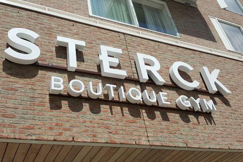 AUDAC installatie voor Sterck Boutique Gym in Groningen