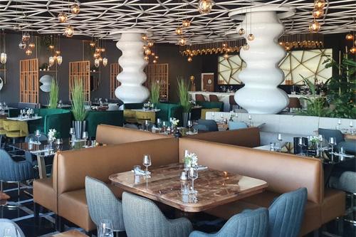 Bay Steakhouse & Seafood Bar kiest voor AUDAC
