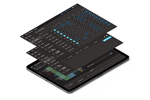 AUDAC Touch update, bomvol nieuwe functies
