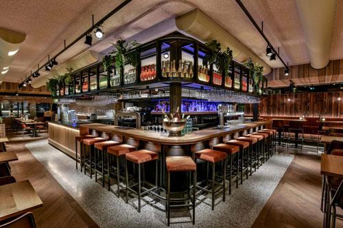 Restaurant / Eetcafé de Witte geniet van AUDAC geluid