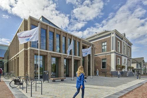 Nieuwe AV installatie voor Gemeentehuis Overbetuwe