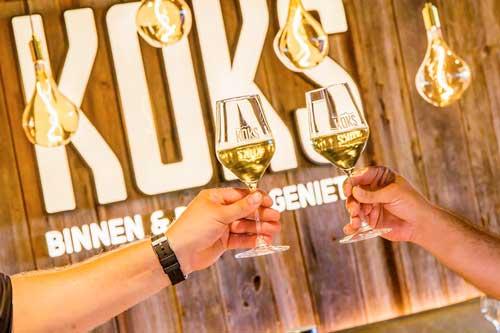Restaurant KOKS in Gemert vernieuwt de volledige AV installatie