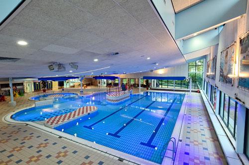 AUDAC en FBT voor Zwembad Malkander