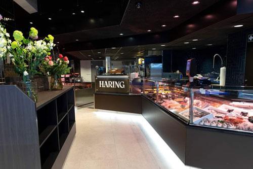 "Quality Seafood & Audio at ""The Fish Lab Shop & Restaurant"" Rotterdam"