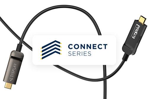 ProCab introduceert de Connect Serie, een nieuwe lijn data-, video- en audiokabels