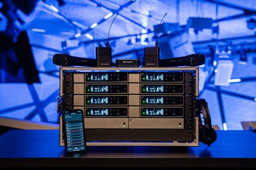 Sennheiser Evolution Wireless Digital, een nieuwe stap in digitale draadloze systemen
